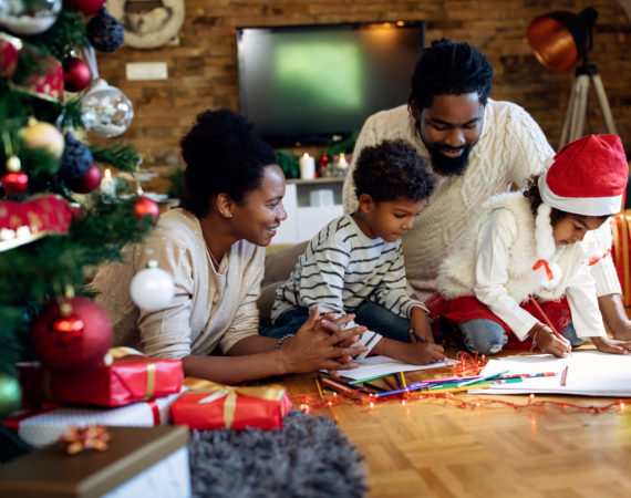 Atividades socioemocionais de Natal