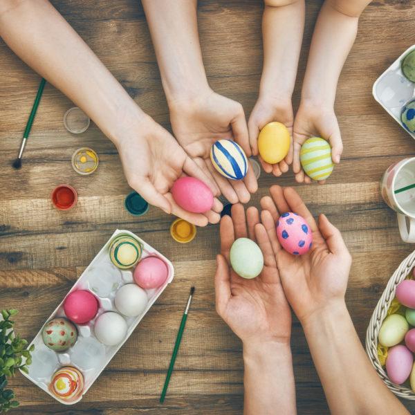 Caderno de atividades para uma Páscoa emocionante em família